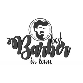Barber Logo best Barber in town