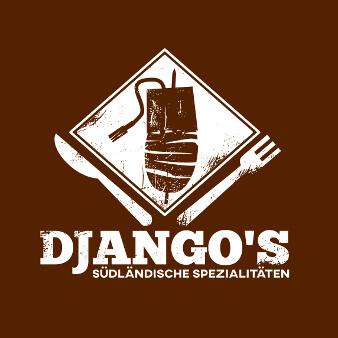 Döner Logo Django's südländische Spezialitäten