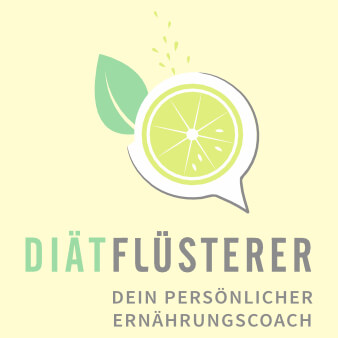Diätflüsterer Blog Logo Design