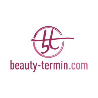 Friseur Logo mit Schwung verspielt