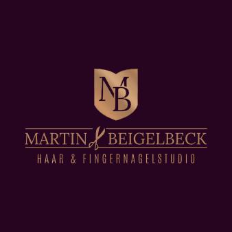 Friseur Salon Logo Martin Beigelbeck