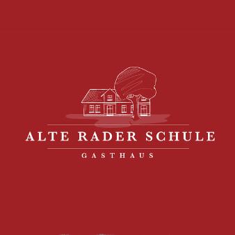 Gasthaus Logo Alte Rader Schule