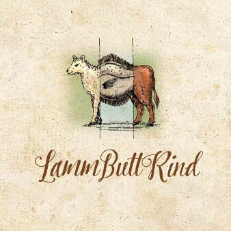 Gaststätte Logo Lamm Butt Rind
