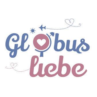 Globus Liebe Reiseblog Design