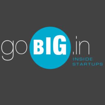 GoBig Gründer Blog Logo