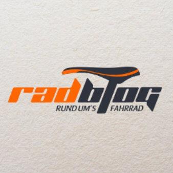 Logo Design Radblog