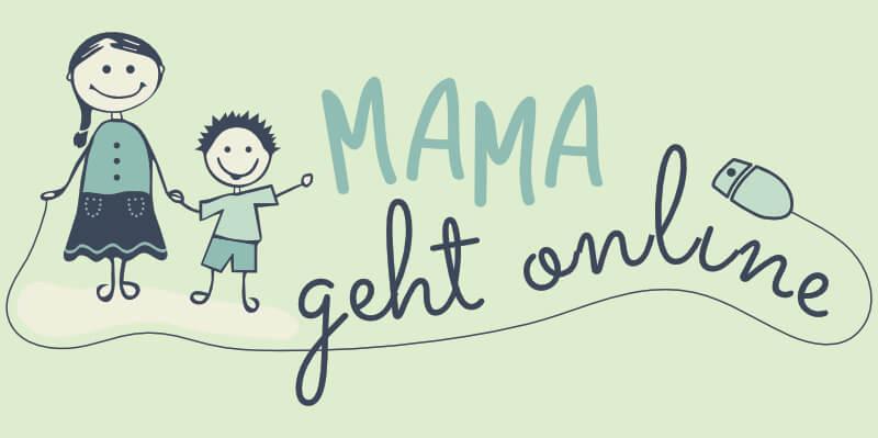 Logo Familienblog Mama geht online