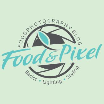 Logo Food&Pixel Kreativblog