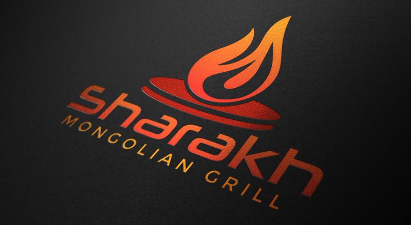 Logo Mongolisches Restaurant Sharakh