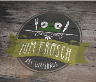 Logo Wirtshaus Zum Frosch