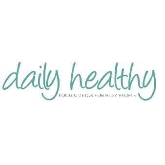 Logo daily healthy Freizeit Blog
