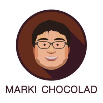 Marki Chocolad Foodblog Logo