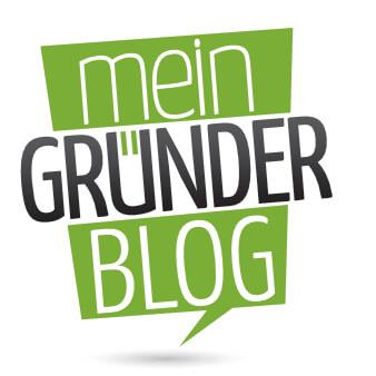 Mein Gründer Blog Logo