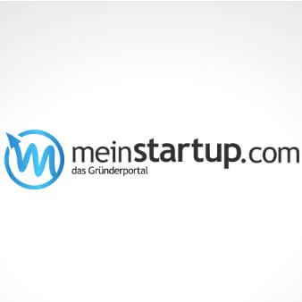 Mein StartUp Gründer Blog Logo Design