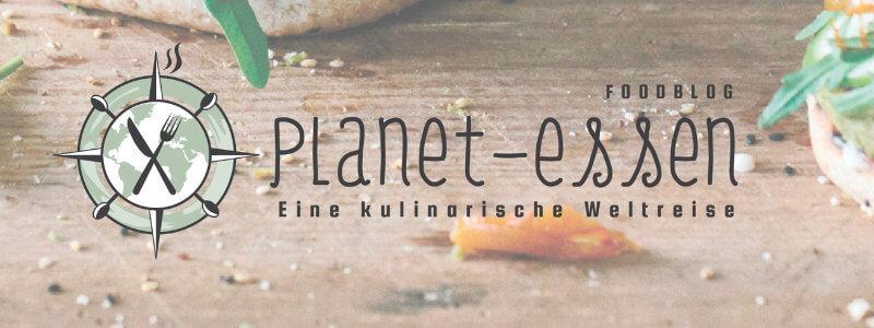 Planet essen Logo