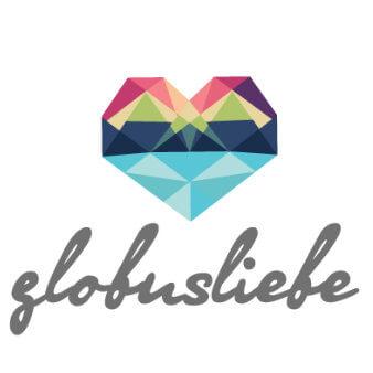 Reiseblog Logo Design Globus