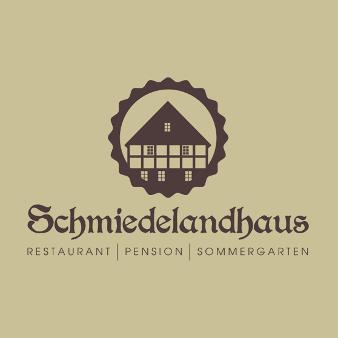 Restaurant Logo Design Schmiedelandhaus