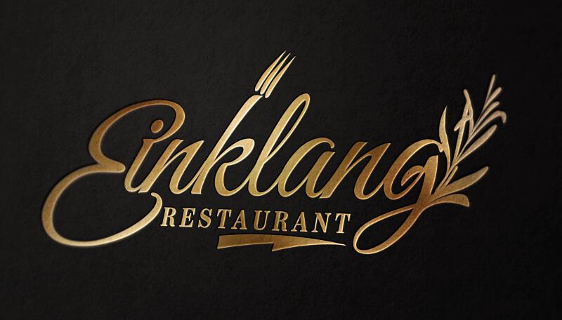 Restaurant Logo Einklang Gasthof