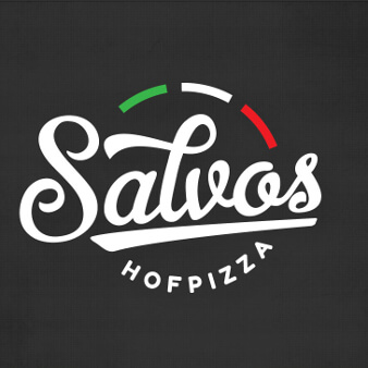 Salvos Hofpizza Logo Pizza Pizzeria