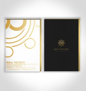 Wie du mit wenig Mitteln ein Visitenkarten-Design mit Wiedererkennungswert findest