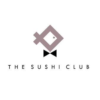 The Sushi Club Logo Design