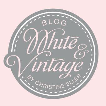 White Vintage Logo