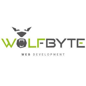 Wolfbyte Blog Logo Design
