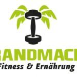 Strandmacher Fitness Logo Design