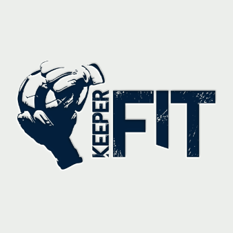 logo design fitness fit fußball