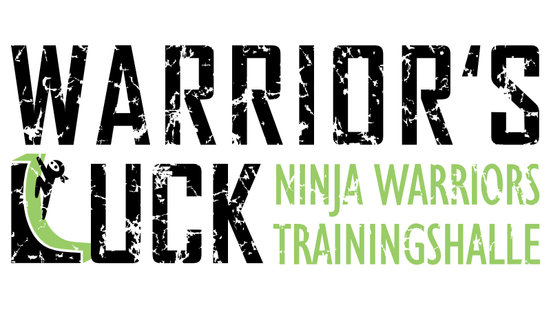 ninja warriors trainingshalle logo design