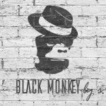 Fashion Logos Black Monkey 136865