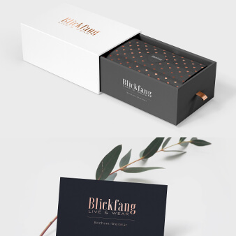 Logo-Design Exclusive Fashion Blickfang 311958