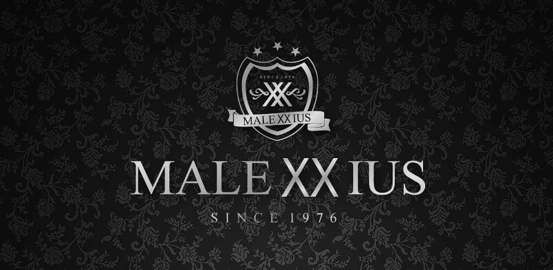 Logo-Design Exclusive Fashion Male XX IUS 116357