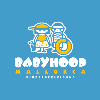 Logo-Design Kindermode Babyhood Mallorca 498284