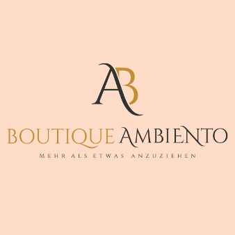 Logo-Design exclusive Fashion Boutique Ambiento 921715