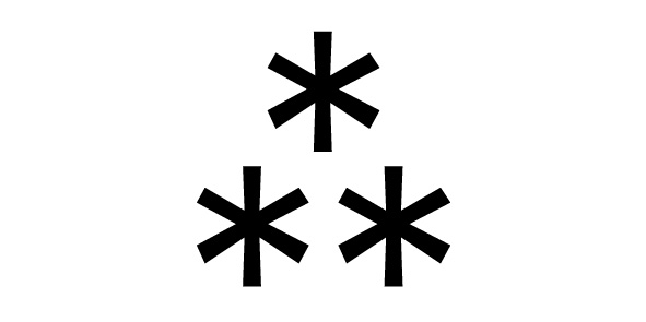 asterismus