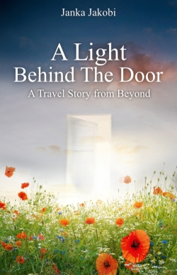 Roman eBook Cover Design A Light Behind The Door