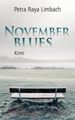 eBook Cover Design Krimi November Blues