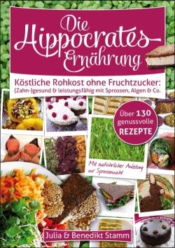 Sachbuch eBook Cover Design Die Hippocrates Ernährung