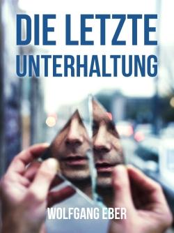 eBook Cover Design Roman Die Letzte Unterhaltung