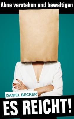 Es Reicht! Akne Verstehen Und Bewältigen eBook Cover Design Sachbuch