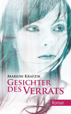 Roman eBook Cover Design Gesichter Des Verrats