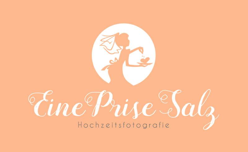 Hochzeitsfotograf Logo Eine Prise Salz 556673