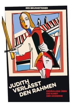 Judith verlässt den Rahmen Cover Design