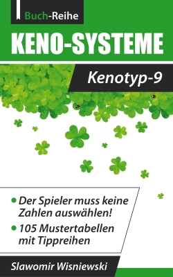 Keno Systeme eBook Cover Design Sachbuch