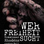 Krimi eBook-Cover-Design Wer Freiheit Sucht