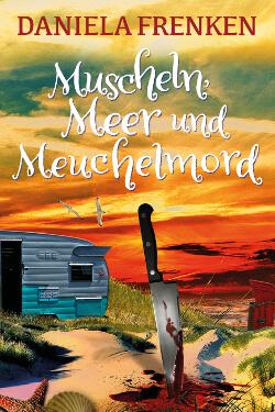 eBook Cover Design für Krimi Muscheln Meer und Meuchelmord