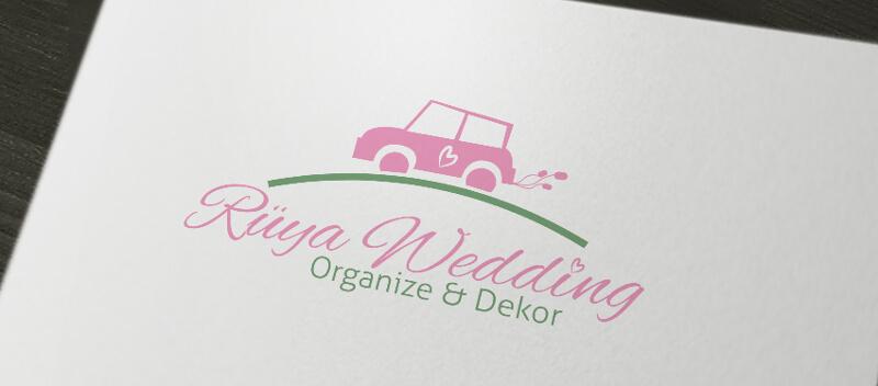 Rüya Wedding Logo-Design Hochzeitsplanung 259378