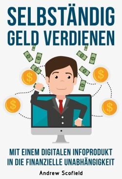 Cover Design eBook Selbstverständlich Geld Verdienen Sachbuch