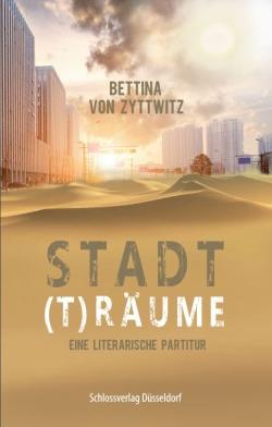 eBook Cover Design für den Roman Stadt Träume Eine Literarische Partitur